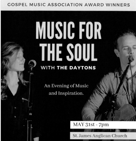 Music for the Soul May 31, 2019
