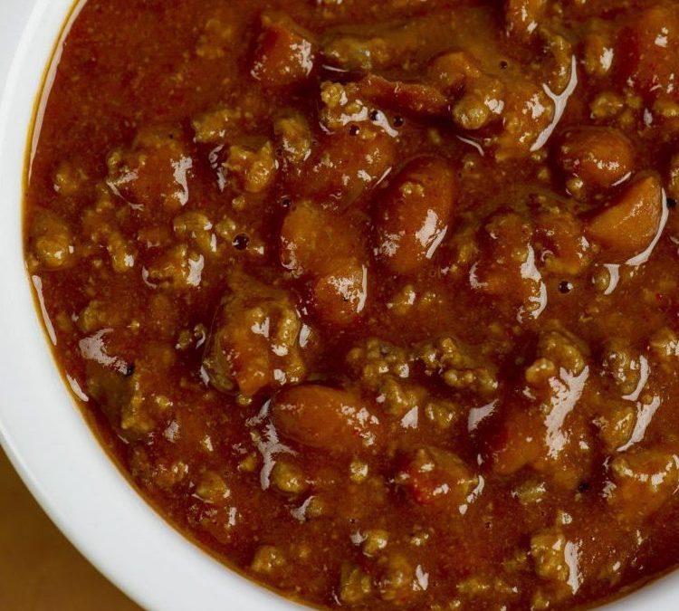 Chili Lunch Sept. 8, 2019